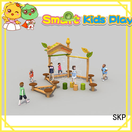 SKP funny climbing wall for fairground