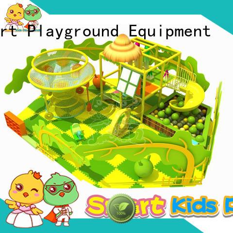 SKP trampoline indoor jungle gym on sale for playground