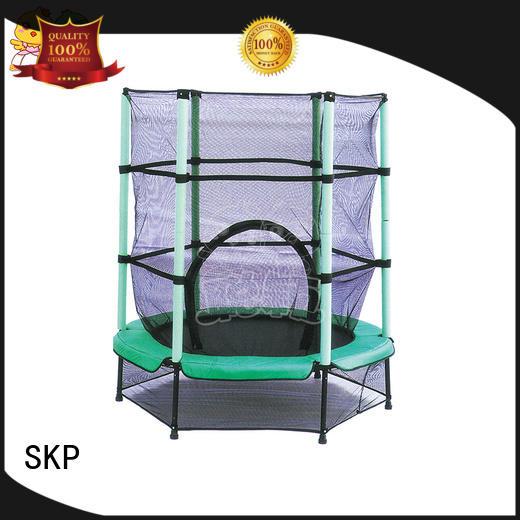 SKP Multicolor trampoline park high quality for Kindergarten