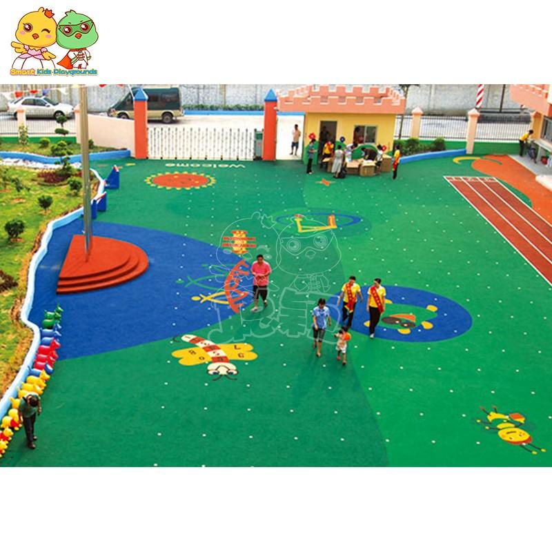 SKP colourful floor mats manufacturer for plaza-3
