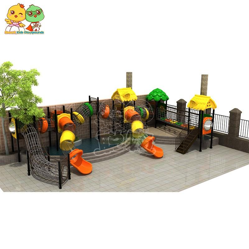 stable playset slides directly sale for residential area-1