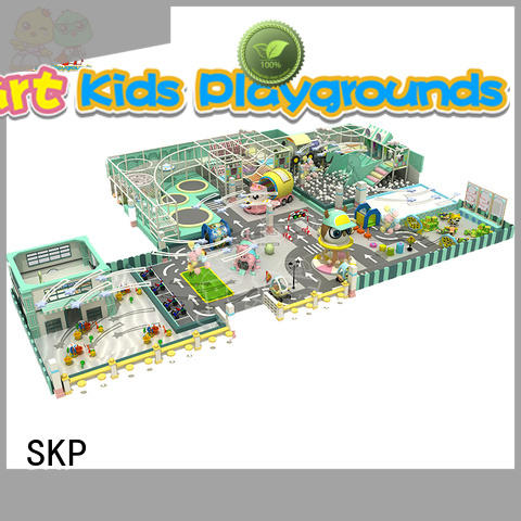 SKP funny candy theme playground factory price for playground