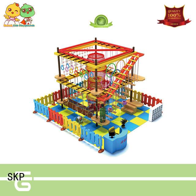 SKP popular adventure equipment for fitness for play house