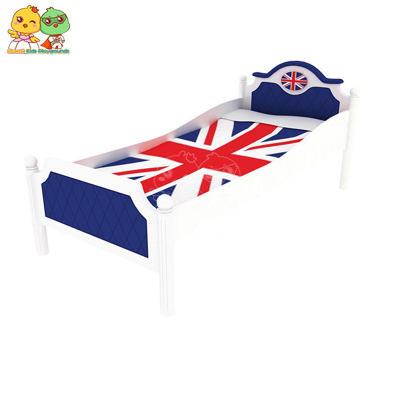 Environmental childrens wooden table and chairs furniture high quality for Kids care center-3