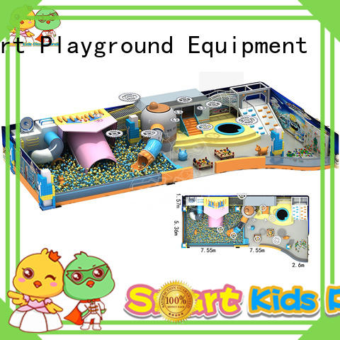 Customized space theme playground factory price for kindergarden