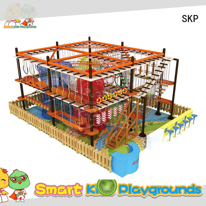 SKP security adventure equipment for fitness for shopping centre