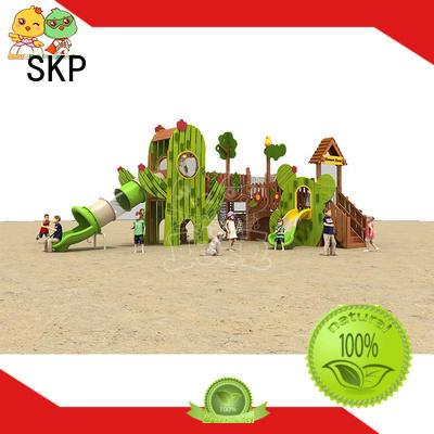 SKP sale kids slide directly sale for restaurant