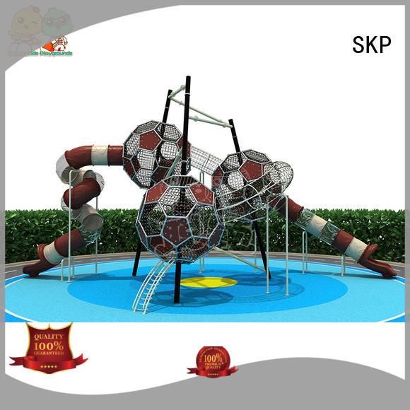 SKP durable kids slide online for Amusement park