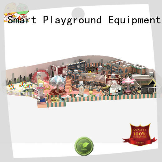 SKP funny wooden playground equipment for kids fun for play centre