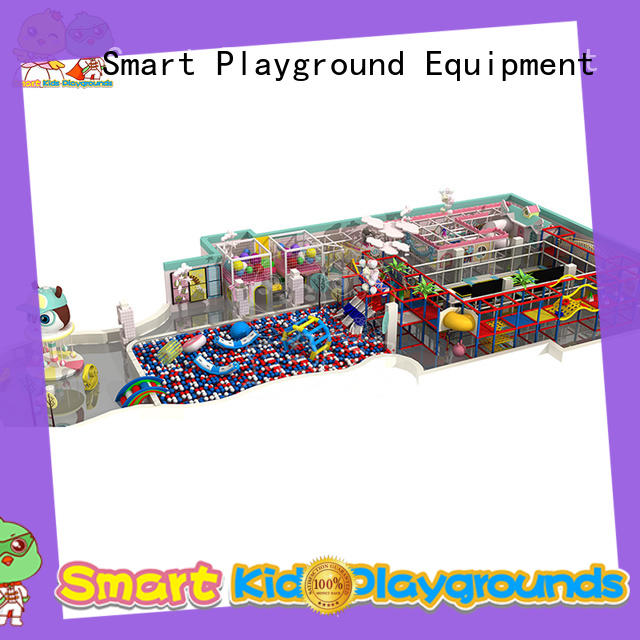 SKP multifuntional space theme playground puzzle game for play centre