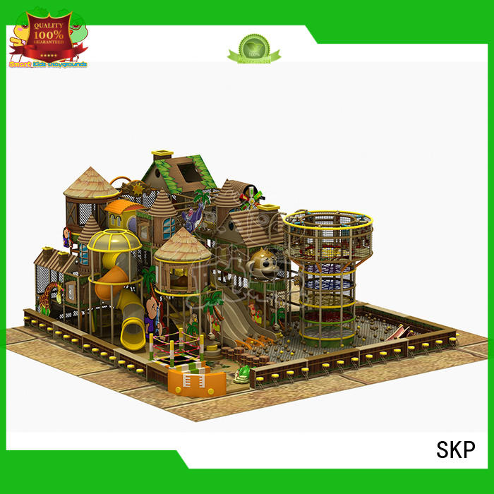 SKP soft childrens jungle gym factory price for play house