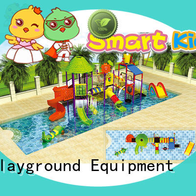 SKP popular park water slides simple assembly for playground