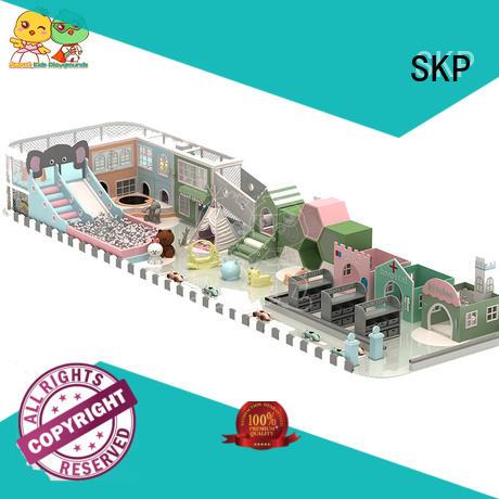 SKP maze maze equipment for fitness for plaza