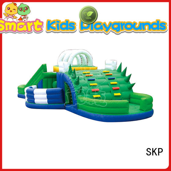 SKP inflatable inflatable pool toys puzzle game for playground