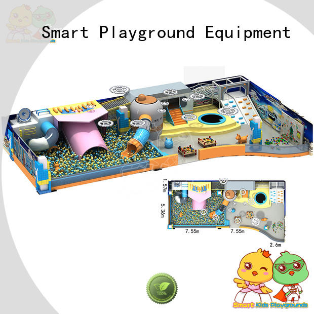 SKP soft space theme playground factory price for amusement park
