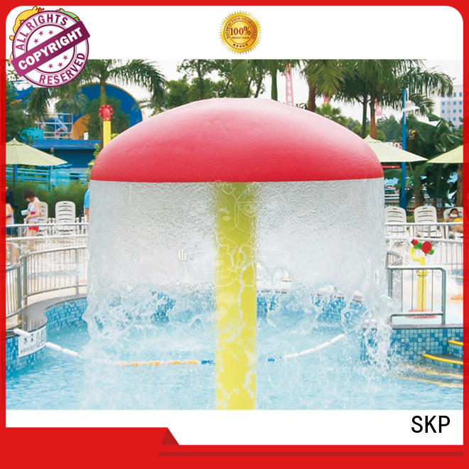 SKP durable water park equipment factory price for playground