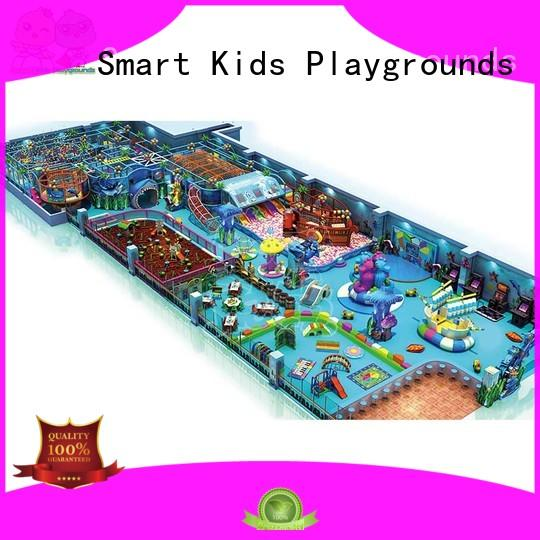 sale castle ocean themed playground commercial manufacturer Smart Kids Playgrounds company