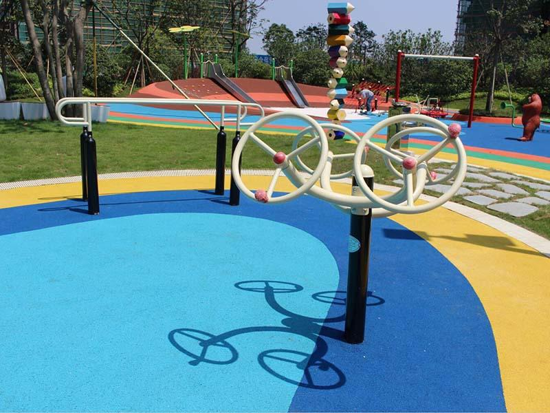 SKP standard fitness equipment for fitness for residential park