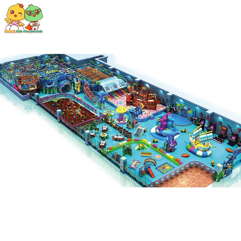 ocean themed toys for toddlers equipment children Smart Kids Playgrounds Brand ocean themed playground