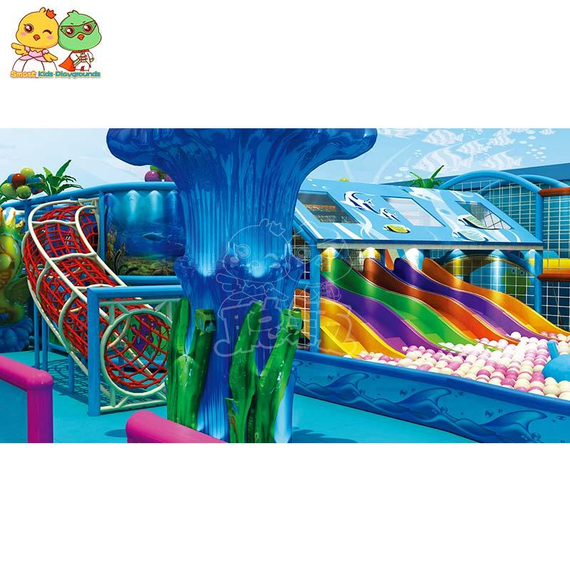 naughty castle indoor playground manufacturer for sale SKP-1811202