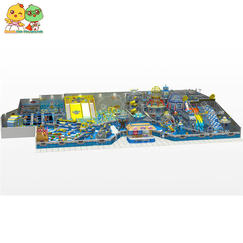multifuntional amusement park indoor maze play equipment  SKP-1810241