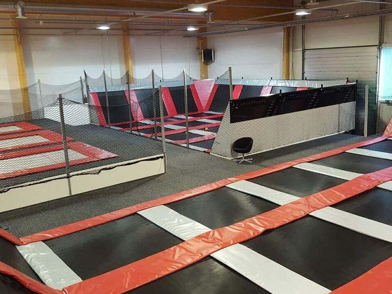 SKP stable trampoline park high quality for community