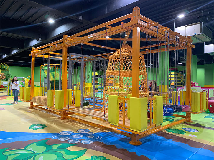 indoor playground--Pisnulok