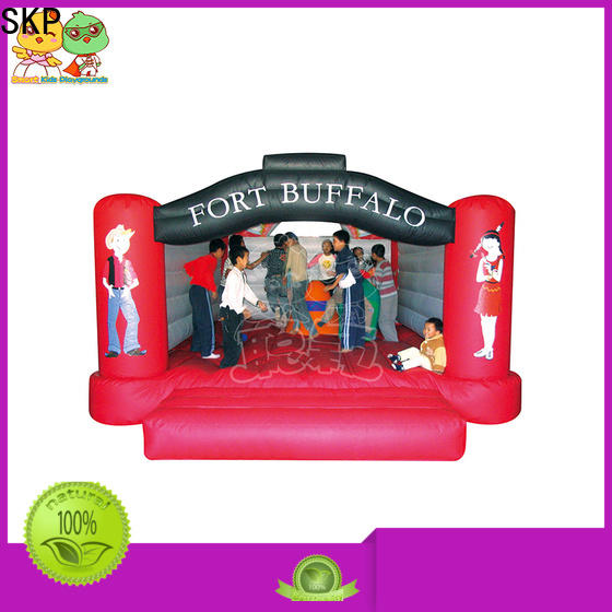 SKP castle inflatable pool toys factory price for amusement park