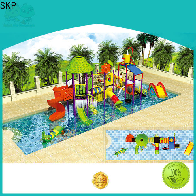SKP amazing water park playground high quality for plaza