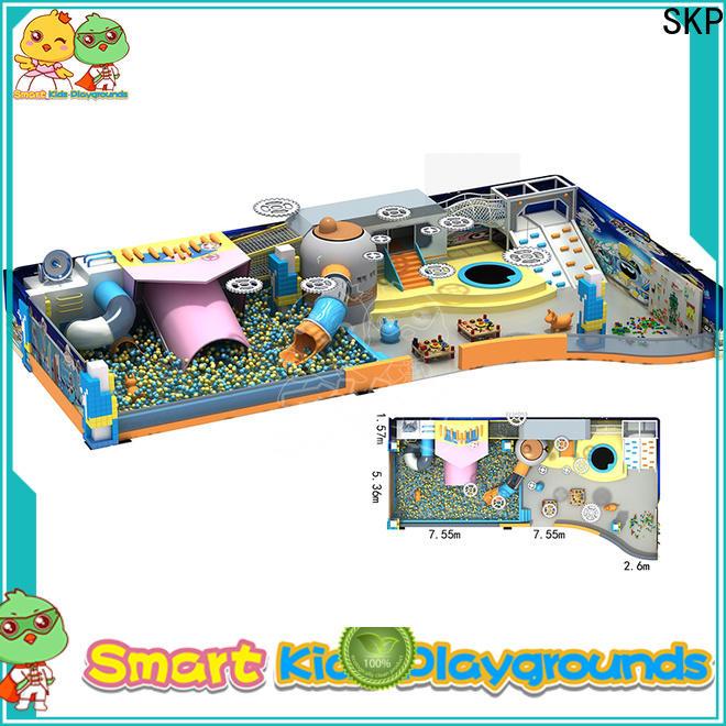 SKP Customized maze equipment supplier for plaza