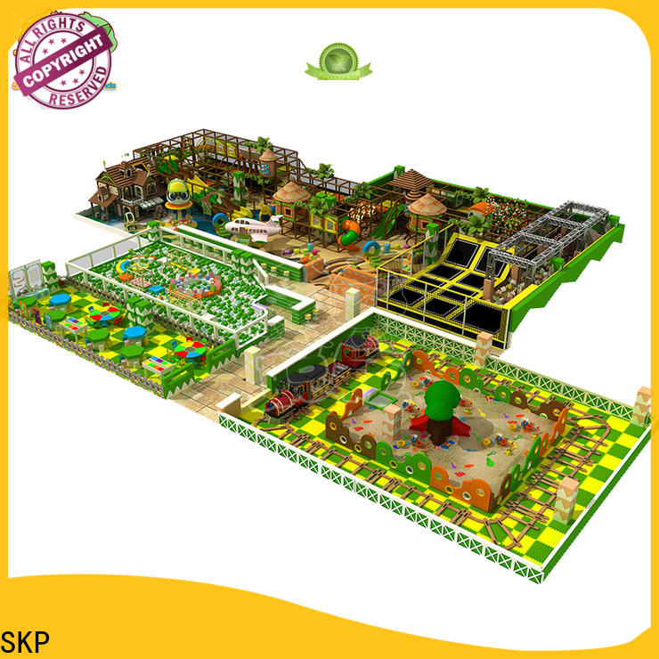 SKP happy jungle gym playground directly price for shopping centre