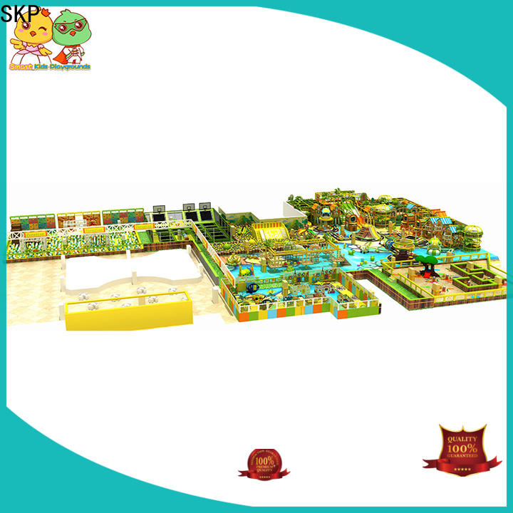 SKP facilities jungle theme playground directly price for play centre