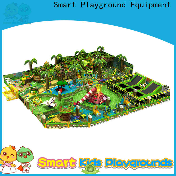 SKP childrens jungle gym puzzle game for plaza