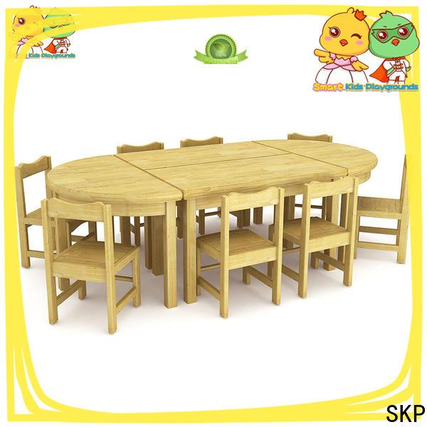 SKP security kindergarten furniture supplier for nursery