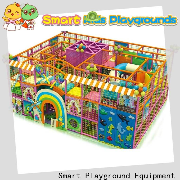 SKP safe candy theme playground supplier for shopping centre