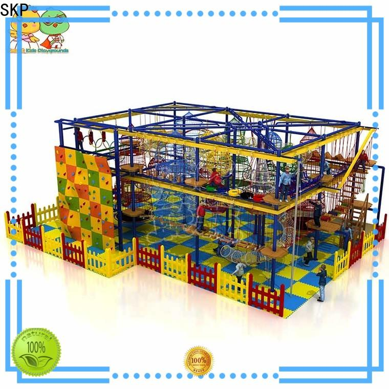 customized rope play equipment play for fitness for Kindergarden