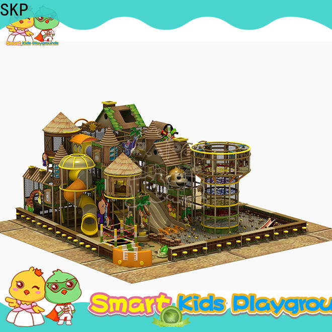 SKP safe jungle gym playground factory price for Kindergarden