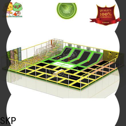 SKP big trampoline park equipment supplier for Kindergarten