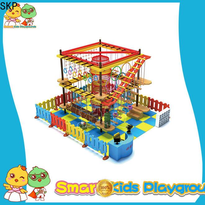 SKP funny rope play equipment for fitness for Kindergarden