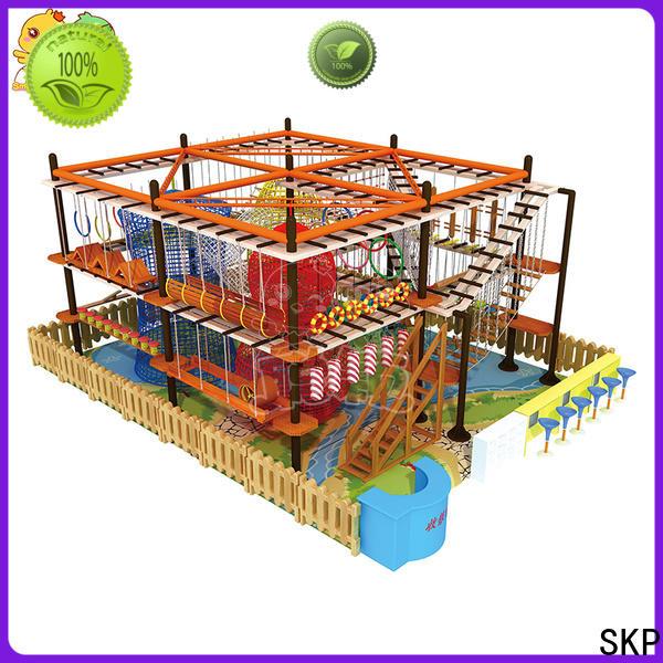 SKP adventure equipment for challenge for Kindergarden