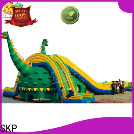 SKP high quality inflatable toys puzzle game for play centre