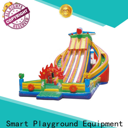 SKP bounce inflatable toys puzzle game for play centre