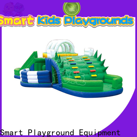 healthy inflatable toys bounce puzzle game for play centre