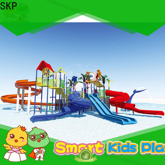 colorful water park playground park factory price for plaza