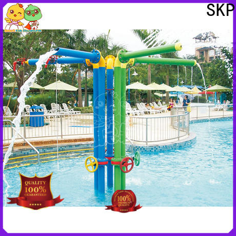 SKP items water slides simple assembly for amusement park