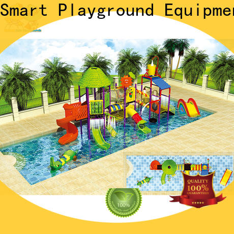 durable water park playground simple assembly for plaza