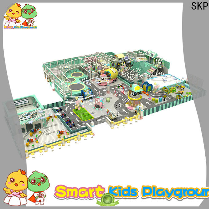 SKP standard candy theme playground for fitness for indoor play area