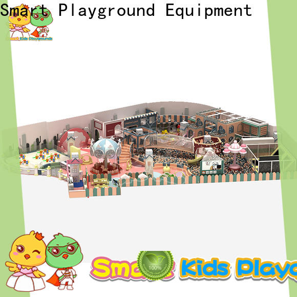 safe candy theme playground supplier for shopping centre