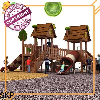 SKP durable kids slide for kindergarten