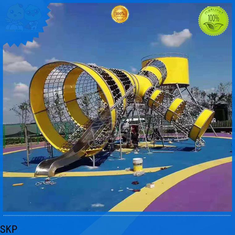 stable plastic slide park online for pre-school